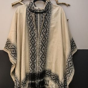 Urban Outfitters Poncho